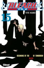 Bleach -15- Beginning of the Death of Tomorrow