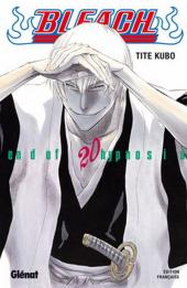 Bleach -20- End of Hypnosis