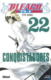Bleach -22- Conquistadores