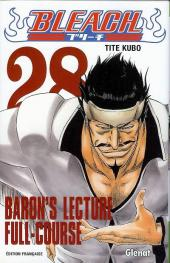 Bleach -28- Baron's Lecture Full-Course