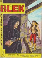 Blek (Les albums du Grand) -231- Numéro 231
