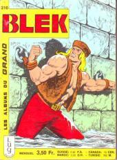 Blek (Les albums du Grand) -316- Numéro 316
