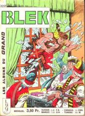 Blek (Les albums du Grand) -322- Numéro 322