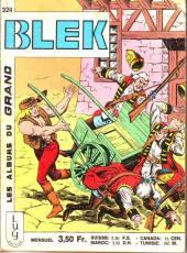 Blek (Les albums du Grand) -324- Numéro 324