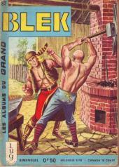 Blek (Les albums du Grand) -87- Numéro 87