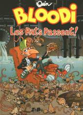 Bloodi -4- Les rats passent!