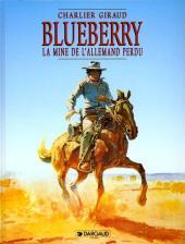 Blueberry -11b94- La mine de l'Allemand perdu