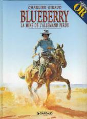 Blueberry -11Or- La Mine de l'Allemand perdu