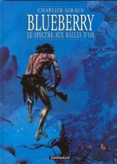 Blueberry -12Pub2- Le Spectre aux balles d'or