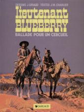 Blueberry -15b1984- Ballade pour un cercueil
