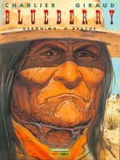 Blueberry (en portugais) (Uma aventura do Tenente) -HS- Gerônimo, o apache