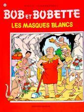 Bob et Bobette -112- Les masques blancs
