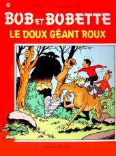 Bob et Bobette -186- Le doux géant roux