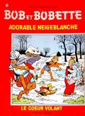 Bob et Bobette -188- Adorable neigeblanche/ Le cœur volant
