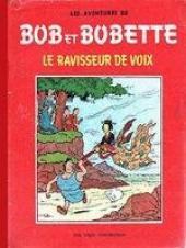 Bob et Bobette -22- Le Ravisseur de Voix