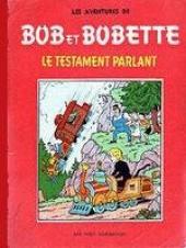 Bob et Bobette -23- Le Testament Parlant