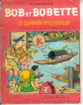 Bob et Bobette -40- Le Sampam mystérieux