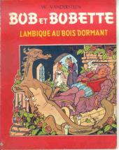 Bob et Bobette -47- Lambique au bois dormant