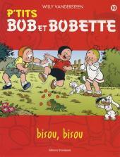 Bob et Bobette (P'tits) -10- Bisou, bisou