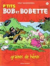 Bob et Bobette (P'tits) -5- Graines de héros