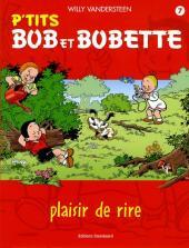 Bob et Bobette (P'tits) -7- Plaisir de rire