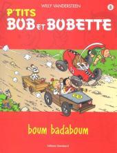 Bob et Bobette (P'tits) -8- Boum badaboum
