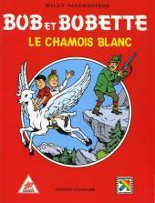 Bob et Bobette (Publicitaire) -Ca3- Le Chamois blanc
