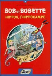 Bob et Bobette (Publicitaire) -Da04- Hippus, l'hippocampe