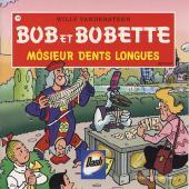 Bob et Bobette (Publicitaire) -Da19- Môsieur dents longues