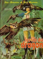 Bob Morane 2 (Dargaud) -12a1978- Les fils du dragon