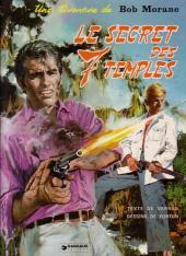 Bob Morane 2 (Dargaud) -9a81- Le secret des 7 temples