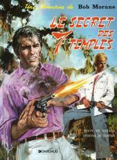 Bob Morane 2 (Dargaud) -9a94- Le secret des 7 temples