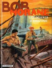 Bob Morane 3 (Lombard) -57- Les déserts d'Amazonie