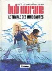 Bob Morane 3 (Lombard) -24- Le temple des dinosaures