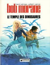 Bob Morane 2 (Dargaud) -24- Le temple des dinosaures