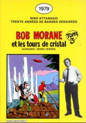 Bob Morane 5 (Deligne) -3- Bob Morane et les tours de cristal