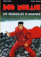 Bob Morane 6 (Ananké/Miklo) -1- Les Murailles d'Ananké