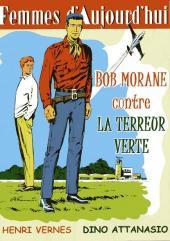 Bob Morane 9 (Divers) -5PIR- Bob Morane contre la terreur verte
