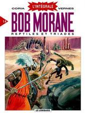 Bob Morane 8 (Intégrale Dargaud-Lombard) -14- Reptiles et triades