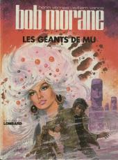 Bob Morane 3 (Lombard) -20- Les géants de Mu