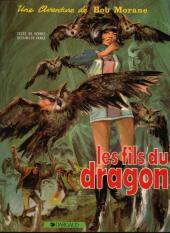 Bob Morane 2 (Dargaud) -12b1984- Les fils du dragon
