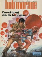 Bob Morane 3 (Lombard) -15- L'archipel de la terreur