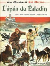 Bob Morane 2 (Dargaud) -8- L'épée du Paladin