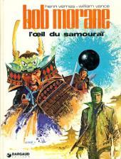 Bob Morane 2 (Dargaud) -17- L'œil du samouraï