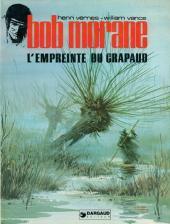 Bob Morane 2 (Dargaud) -26- L'empreinte du crapaud