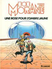 Bob Morane 3 (Lombard) -34- Une rose pour l'ombre jaune