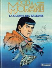 Bob Morane 3 (Lombard) -35- La guerre des baleines