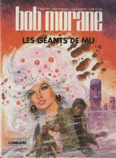 Bob Morane 3 (Lombard) -20a1976- Les géants de Mu