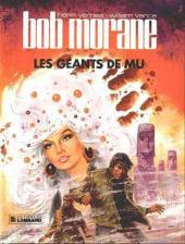 Bob Morane 3 (Lombard) -20b1981- Les géants de Mu