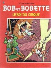 Bob et Bobette -81- Le roi du cirque